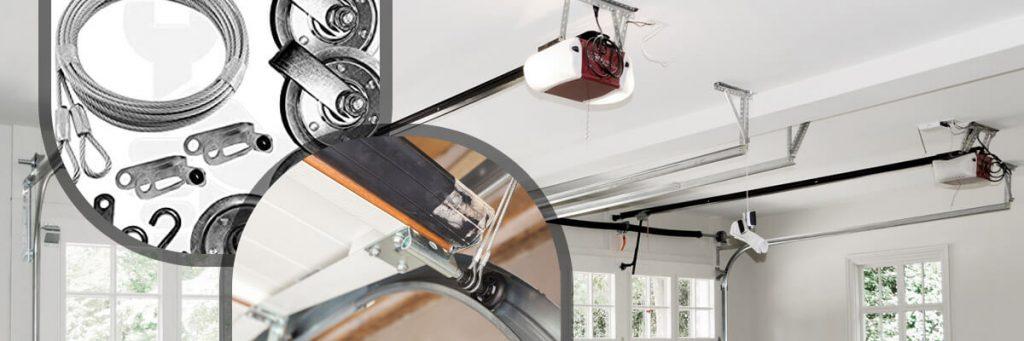 Garage Door Cables Repair St. Louis